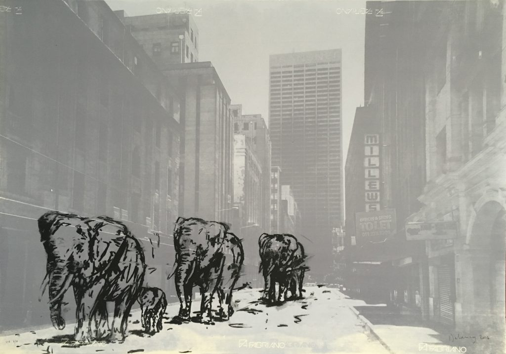 Ghosts of Fox Street (Elephants) 3/8