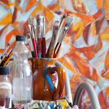 James Delaney Artist Studio 5