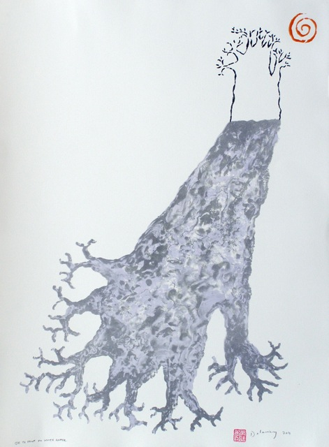 Baobab shadow