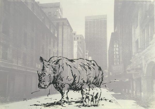 Ghosts of Fox St (Rhino)
