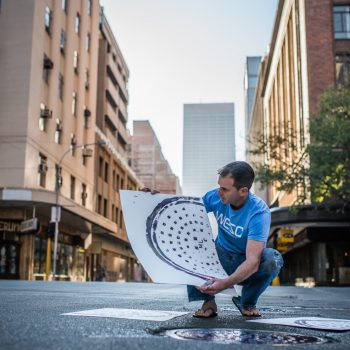 James Delaney manhole joburg