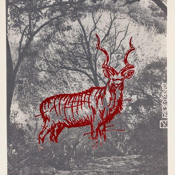 delaney the wilds kudu
