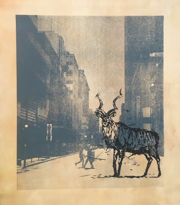 Ghost of Market Street (Kudu) 1/4