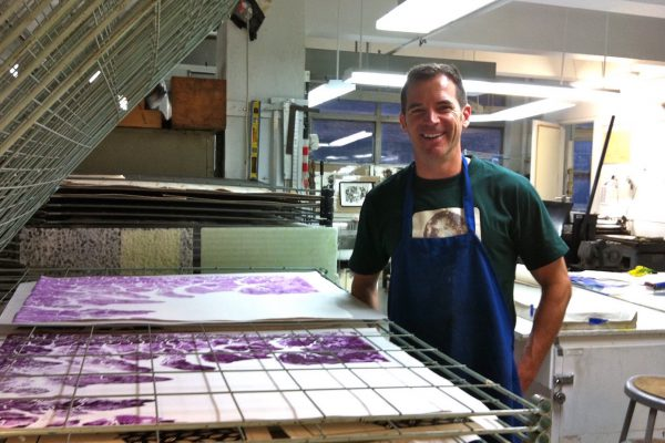 Robert Blackwell Print Workshop Feature