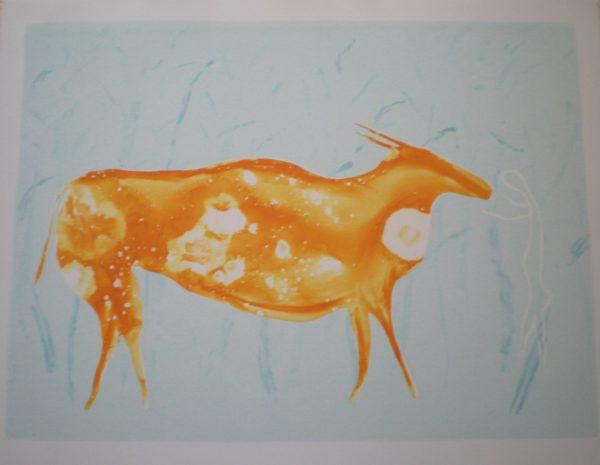 Orange Eland