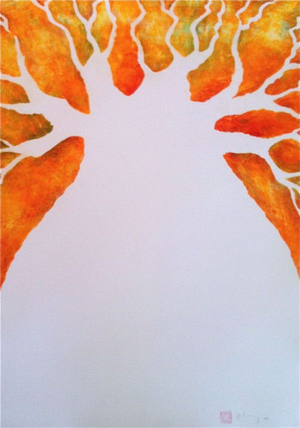 Psychedelic baobab 2