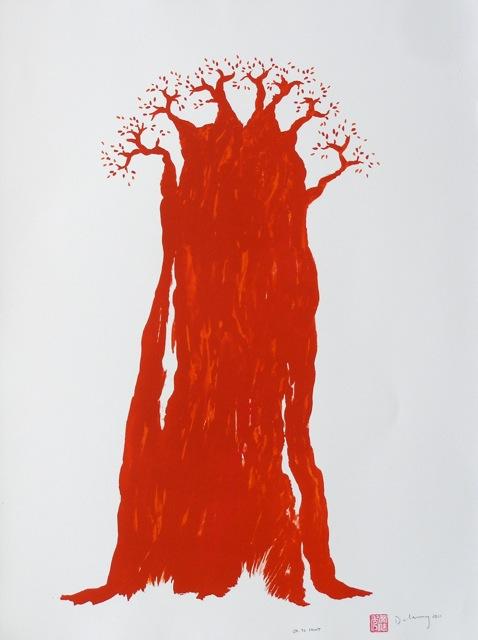 Red Baobab