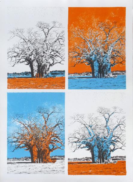 Warhol baobab