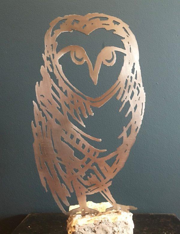 Intense Owl (B)