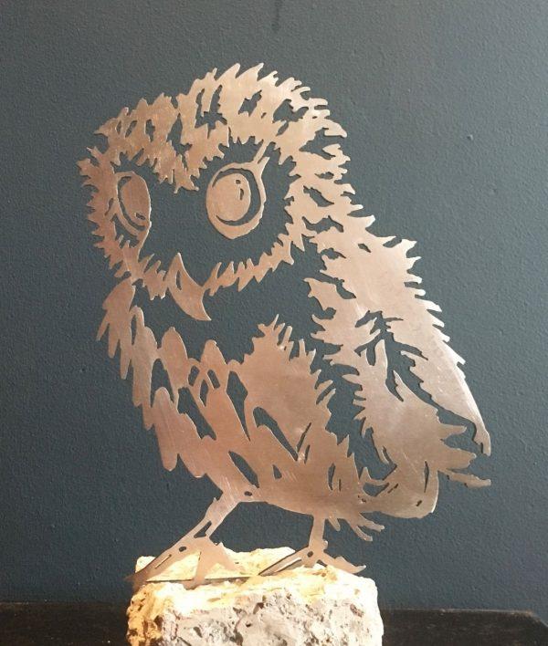 Spiky Owl (E)