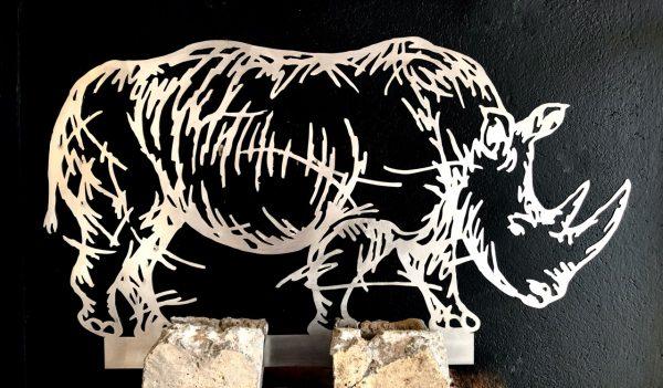 Lucky the Rhino