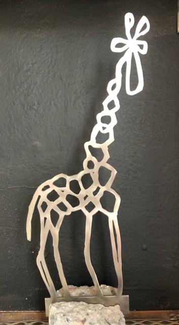 Peggy the Giraffe