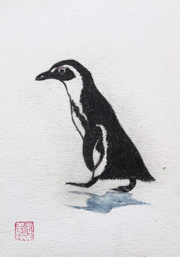 The persistent penguin