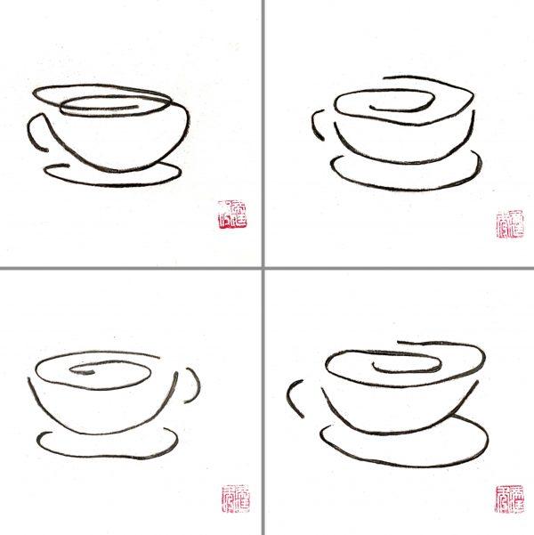 Mid morning coffee